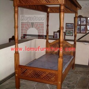 Bali Bed Single