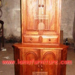 Corner Cabinet 11