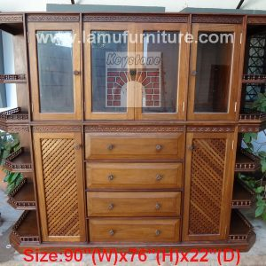 Dresser Cabinet 8a