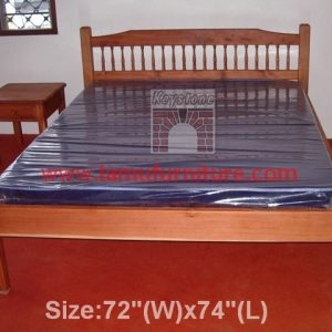Germano-Double Bed