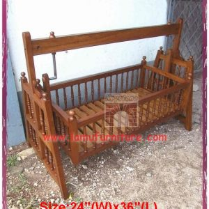 Baby Cot 5a