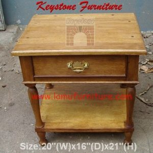 Bedside Table 13a