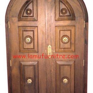 Carved Door 1