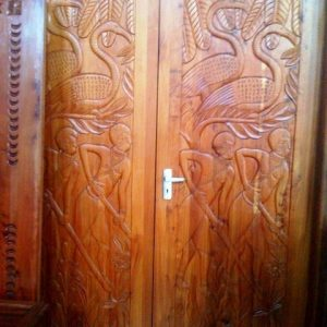Carved Door 32