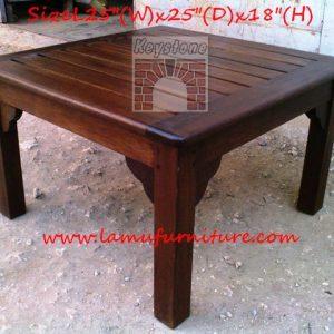 Garden Table 14