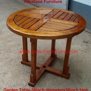 Garden Table 3