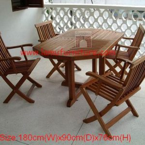 Garden Table 6