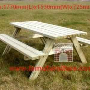 Garden Table 7a