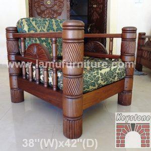 Jambo Holiday Villas Sofa Single