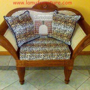 Lamu sofa 2 - 1 seater