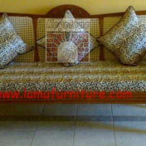 Lamu sofa 2 - 3 seater a