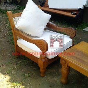 Leopard Sofa 1 - single seater