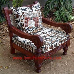 Leopard Sofa 2 - single seater