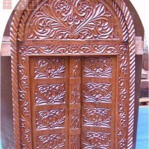 Mini Lamu Style Door 1