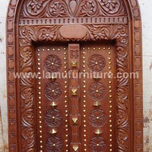 Mini Lamu Style Door 2