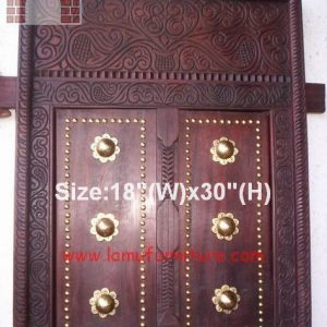 Mini Lamu Style Door 3