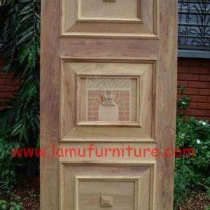 Panel Door 15