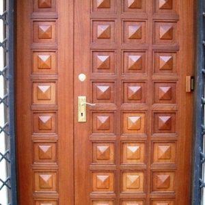 Panel Door 17a