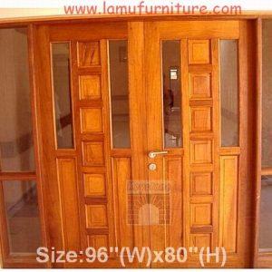 Panel Door 20