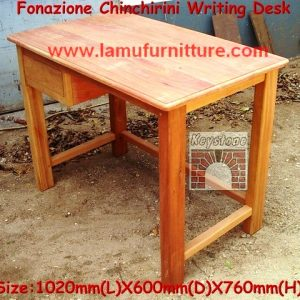 Writing Table 25a