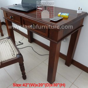 Writing Table 30a