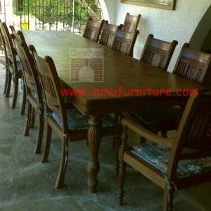 Dining Table 25b