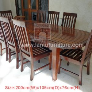 Dining Table 38a