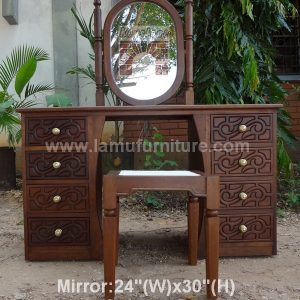 Dressing Table 18a