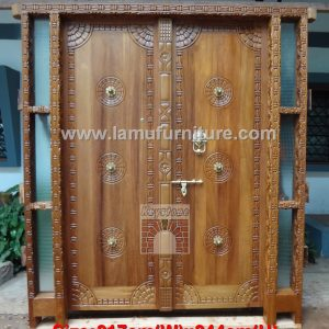 Lamu Style Door 20a