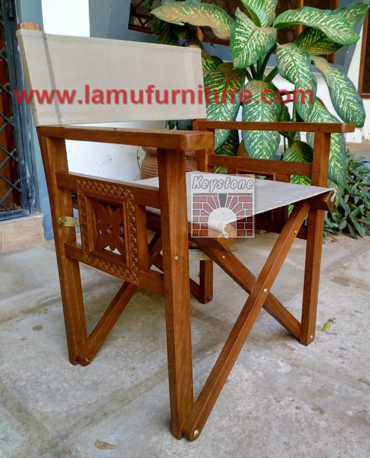 Safari Chair 2
