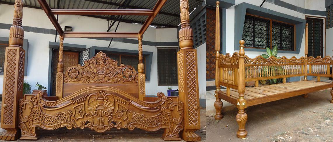 Swahili Furniture Lamu